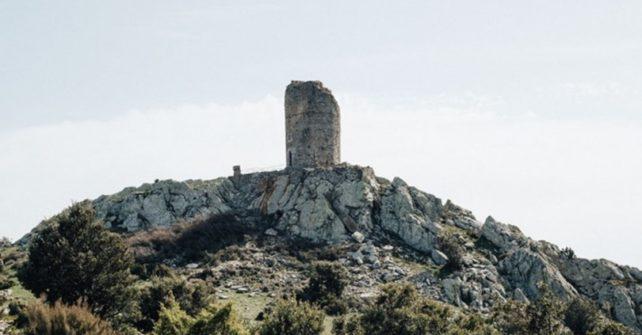 Turm von la Massane