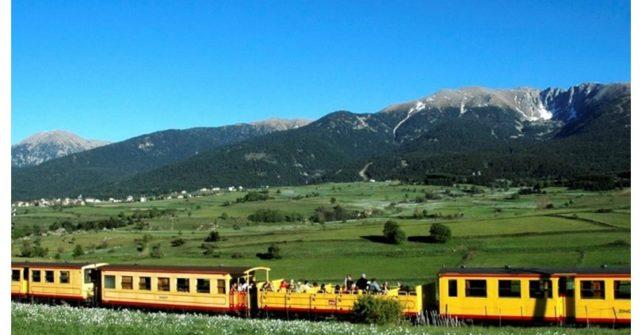 Der gelbe Zug