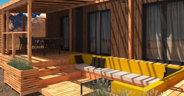 Öffnungsangebot: ein komfortabler Aufenthalt in unserem neuen PALACE 2019 Modell.